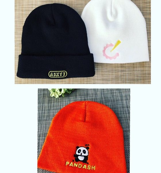 【サンプル】ニット帽