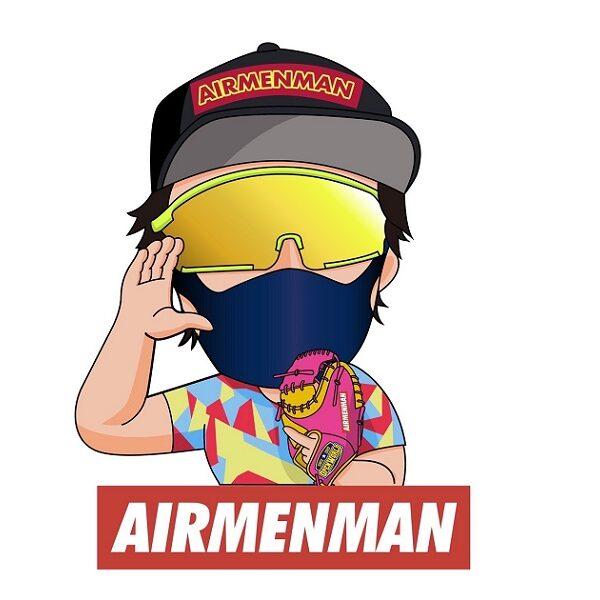 【OPEN WORLD AIRMENMANイラスト】